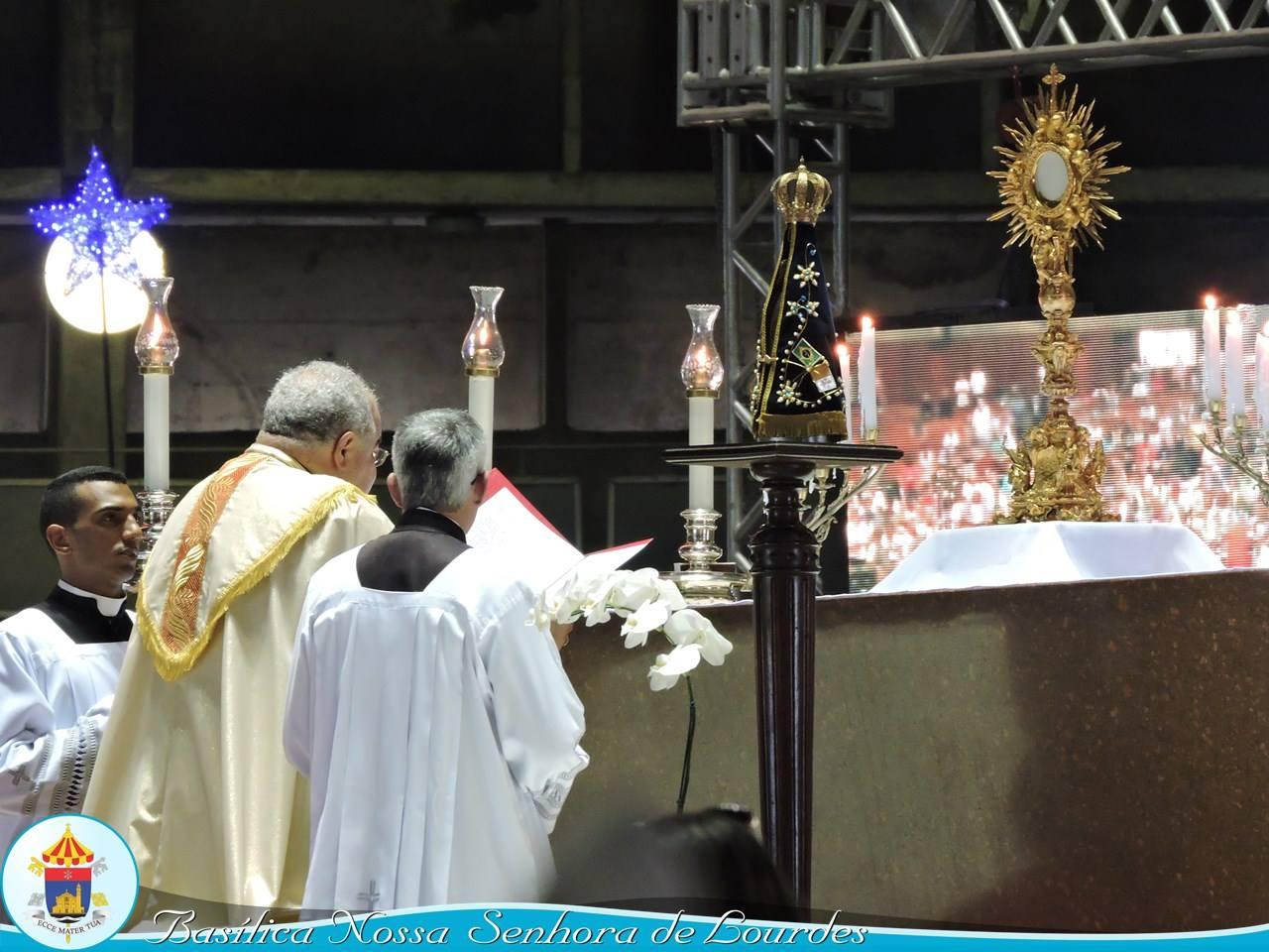 Basílica Nossa Senhora De Lourdes